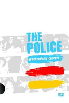 Police - Synchronicity Concert slidepack