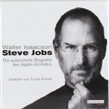 Steve Jobs: Die autorisierte Biografie des Apple-Gründers (8 CDs)