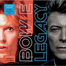 Legacy (the Very Best of David Bowie) [Vinyl LP]