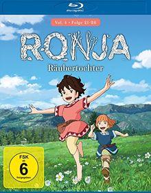 Ronja Räubertochter Vol. 4 [Blu-ray]