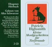 Kleine Mordgeschichten für Tierfreunde. 2 CDs: Fünf Stories