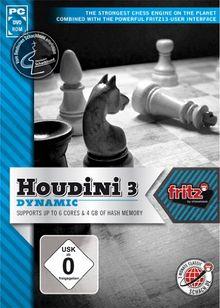 Houdini 3 Dynamic - [PC]
