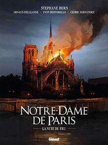 Notre-Dame de Paris: La nuit du feu (24X32)