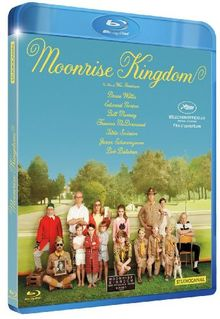 Moonrise kingdom [Blu-ray] [FR Import]