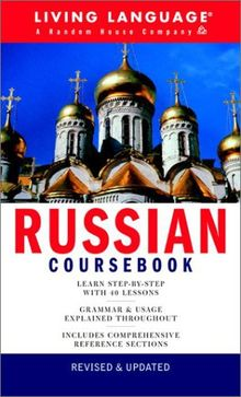 Russian Coursebook: Basic-Intermediate (Complete Basic Courses)