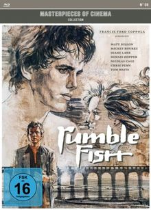 Rumble Fish - Masterpieces of Cinema Collection N° 06 [Blu-ray]