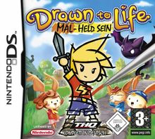Drawn to Life: Mal-Held sein