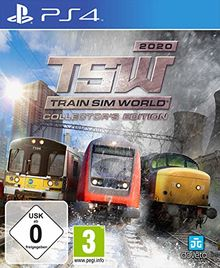 Train Sim World 2020: Collector's Edition (PS4)