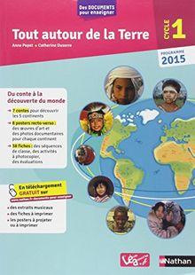 Tout autour de la Terre Cycle 1 : Programme 2015