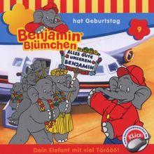 Benjamin Blümchen Folge 9: hat Geburtstag [Audio CD]