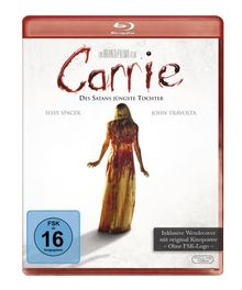 Carrie - Des Satans jüngste Tochter [Blu-ray]