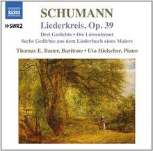 Liederkreis, op. 39 - Schumann Lieder Vol. 7