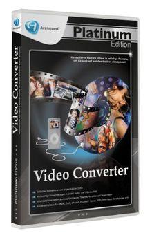 Video Converter - Avanquest Platinum Edition