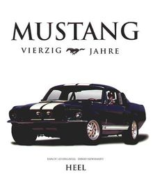 Mustang 40 Jahre