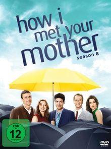 How I Met Your Mother - Season 08 [3 DVDs]