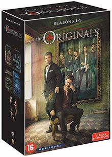 Coffret the originals, saisons 1 a 5