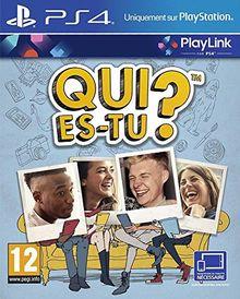 Qui es-tu ? Jeu PS4-PlayLink