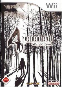 Resident Evil 4 - Wii edition (Capcom)