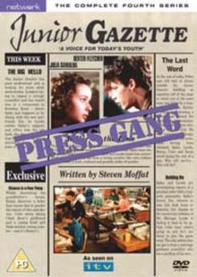 Press Gang - The Complete Series 4 [UK Import]