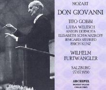 Don Giovanni: Gobbi-Welitsch-Dermota-Sch