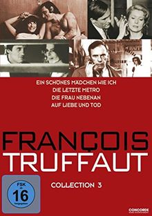 Francois Truffaut - Collection 3 [4 DVDs]