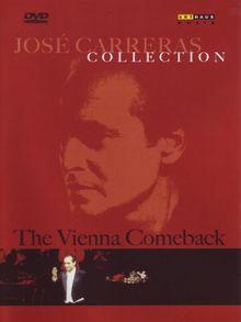 José Carreras - Vienna Comeback Recital (NTSC)