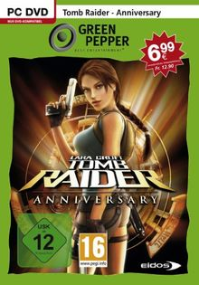 Tomb Raider: Anniversary [Green Pepper]