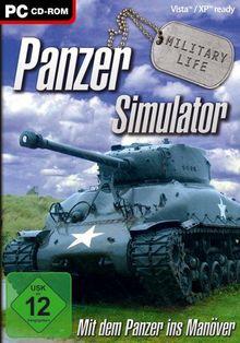 Militär Panzer Simulator