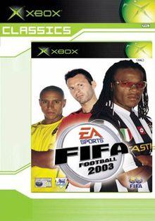 FIFA Fußball 2003(Xbox Classics)