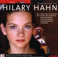 Parlando - Begegnung mit Hilary Hahn