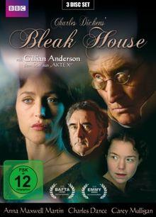 "Charles Dickens ""Bleak House"" (3 Disc Set)"