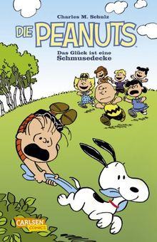 Die Peanuts - Das Glück ist eine Schmusedecke
