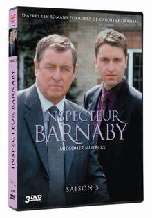 Inspecteur Barnaby Saison 5 [FR Import]