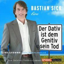 Bastian Sick Live: Live-Lesung