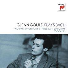 Glenn Gould Collection Vol.2 - Glenn Gould plays Bach: Zweistimmige Inventionen/Dreistimmige Sinfonien BWV 772-801, Toccaten BWV 910-916