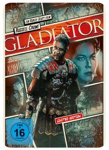 Gladiator - Reel Heroes Edition - Steelbook [Blu-ray]