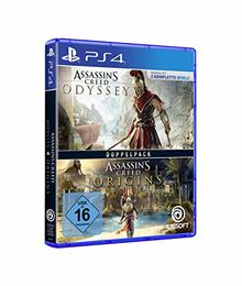 Assassin's Creed Odyssey + Assassin's Creed Origins - [PS4]