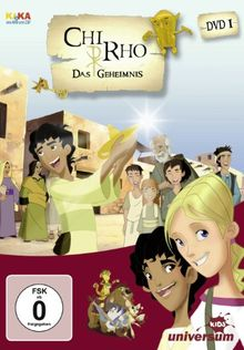 Chi Rho - Das Geheimnis, DVD 1