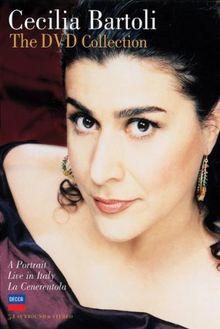 Cecilia Bartoli - The DVD Collection