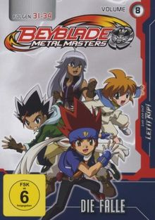 Beyblade Metal Master - Volume 8 (Folgen 31-34)