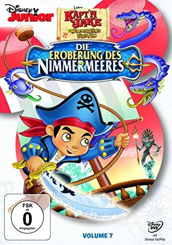 käpt'n jake und die nimmerland piraten volume 7 die