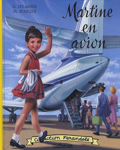 Martine en avion | Marly, Cartoon pics, Nostalgia art