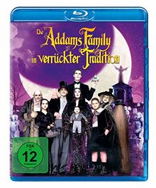 Die Addams Family in verrückter Tradition [Blu-ray]