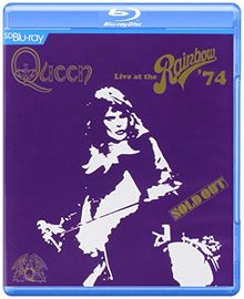 Queen - Live at the Rainbow '74 [Blu-ray]