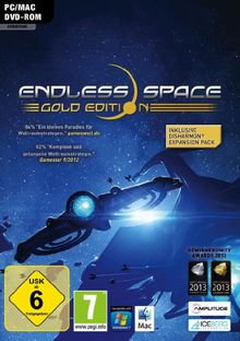 Endless Space Gold Edition (PC)