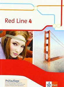 Red Line / Ausgabe 2014: Red Line / Schülerbuch (flexibler Einband) Klasse 8: Ausgabe 2014