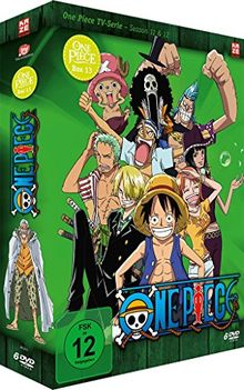 One Piece - Box 13: Season 11 & 12 (Episoden 391-421) [6 DVDs]