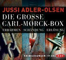 Die große Carl-Mørck-Box (17 CDs)