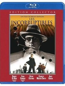 Les incorruptibles [Blu-ray] [FR Import]