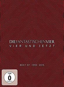 Vier und Jetzt (Best of 1990 - 2015) (Deluxe-Edition 3CD+DVD)